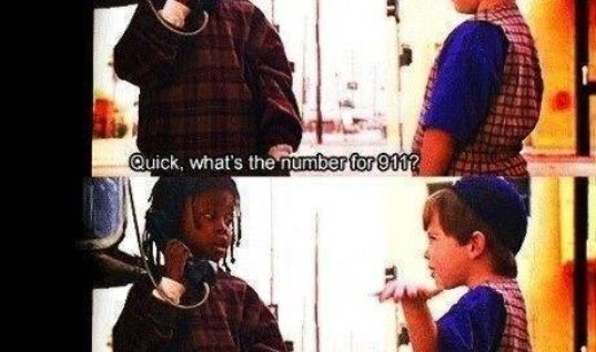 Number for 911