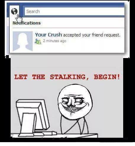 Crush Facebook