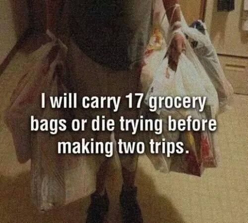 Carrying All at once!