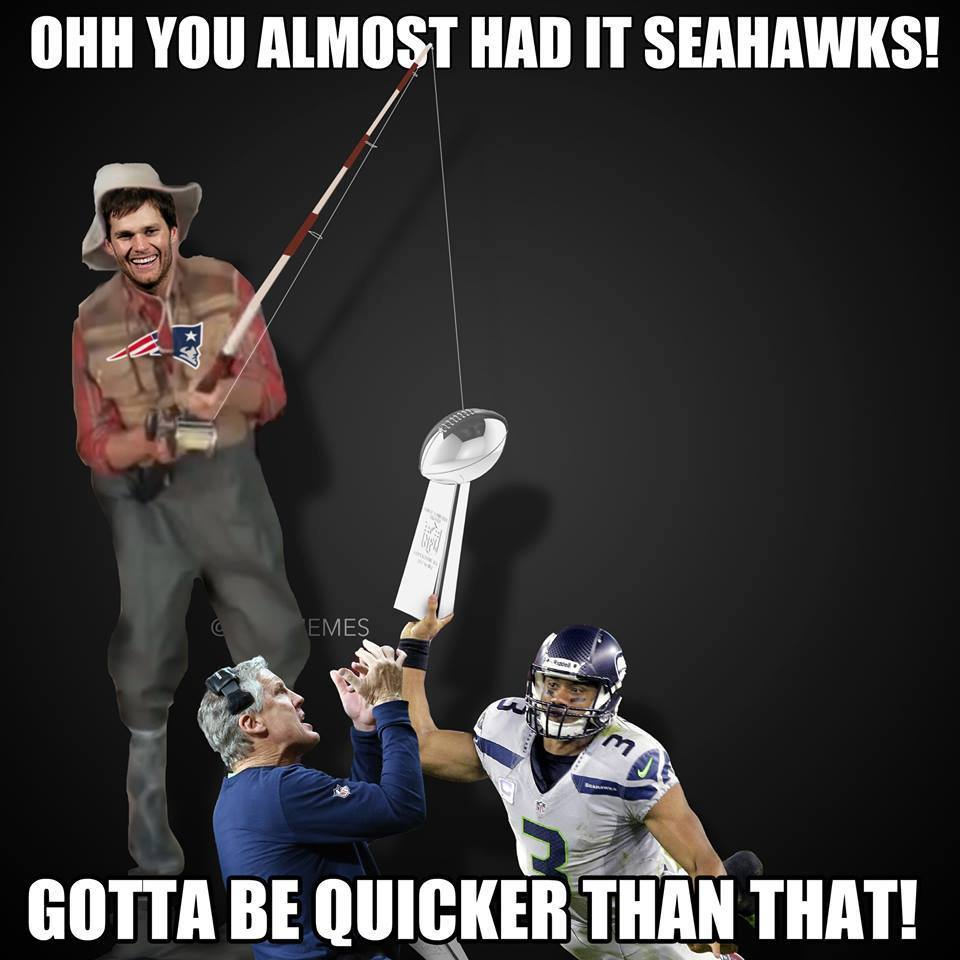 Almost Had it Seahawks