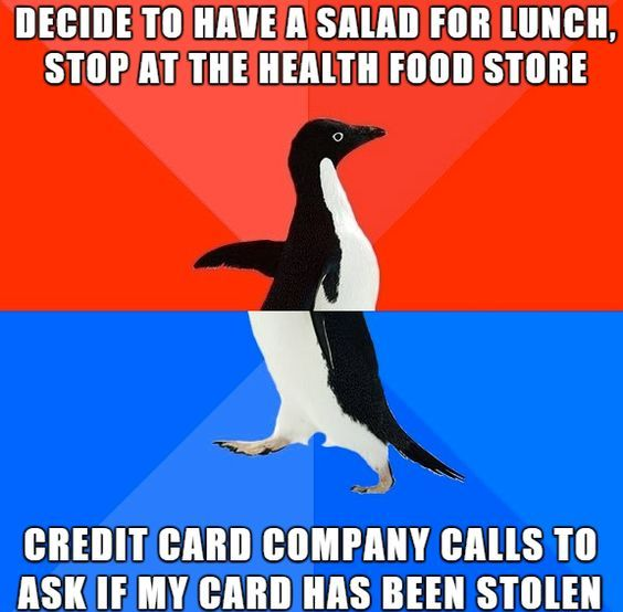 Credit Card Company   Funny Pictures, Quotes, Memes, Jokes