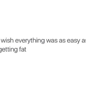 Everything Was As Easy