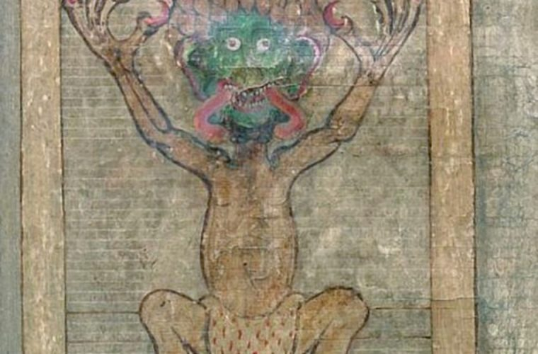 """The Mysterious """"Devil's Bible"""" and Its Dark Legend"""