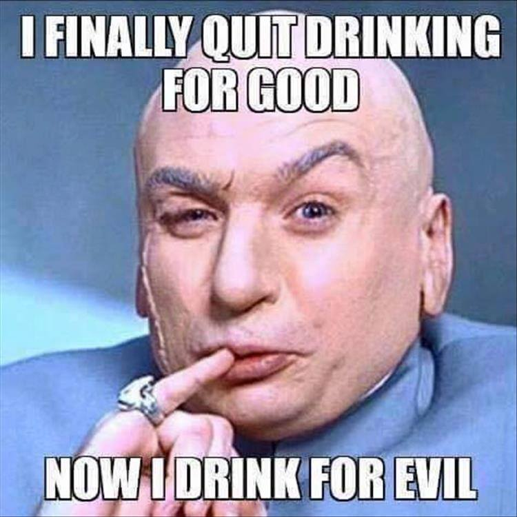 Funny Memes About Not Drinking : Quit drinking for good funny pictures quotes memes jokes