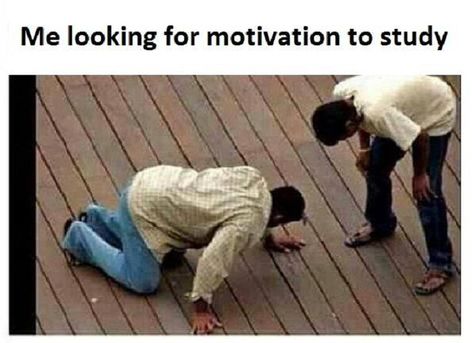 Looking For Motivation