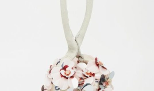 Treat Yourself To This Affordable Floral Purse Masterpiece
