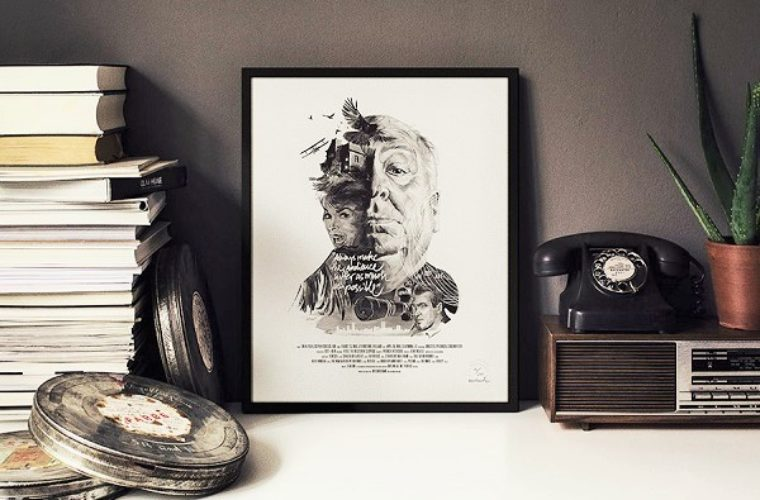 Famous Directors Merged with Movies