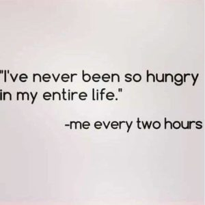 So Hungry