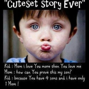 Cutest story ever