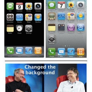 iphone changes