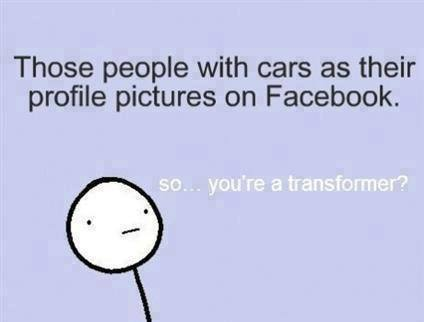 Profile Pictures of cars