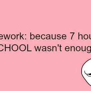 What is Homework?