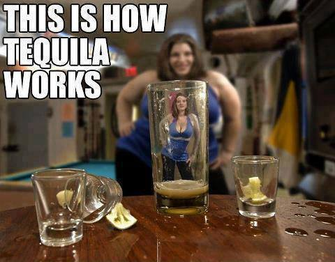 Effects of Tequila