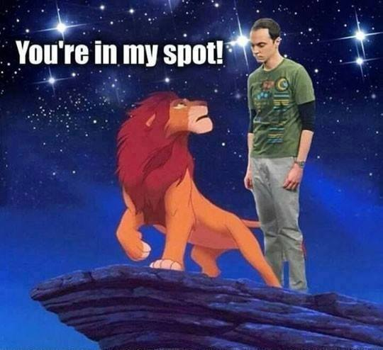 May The 4th Be With You Sheldon Cooper: Funny Pictures, Quotes, Memes, Jokes