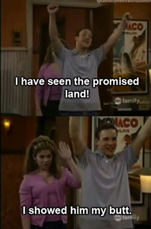 haha i love boy meets world funny pictures quotes