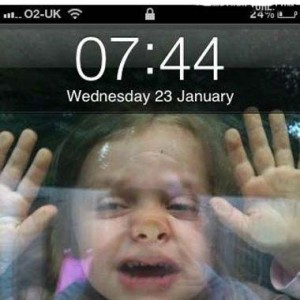 Unlock your child from phone