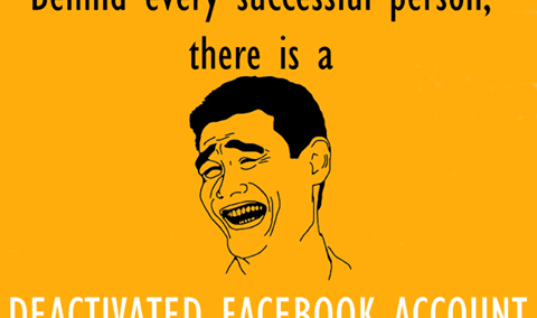 Behing every successful person