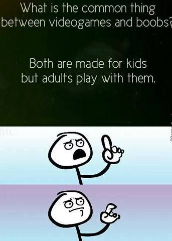 Difference between Games and..