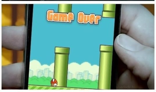 Game Over – Flappy Bird