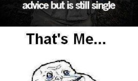 Giving Love Advice though being single