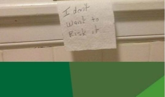 I dont want to risk it