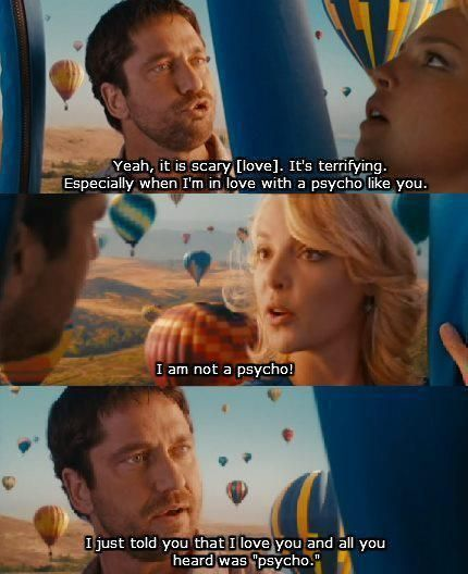 Funny Quotes About Love In Movies : Scary Love Funny Pictures, Quotes, Memes, Jokes