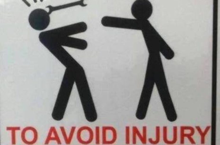 Youve Been Warned