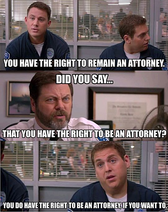 Be An Attorney