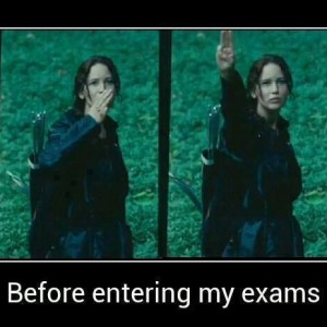 Before Exams