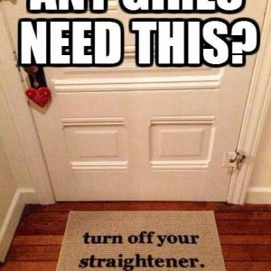 Any girls need this