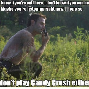 No Candy Crush Requests