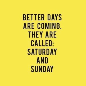 Better Days are here