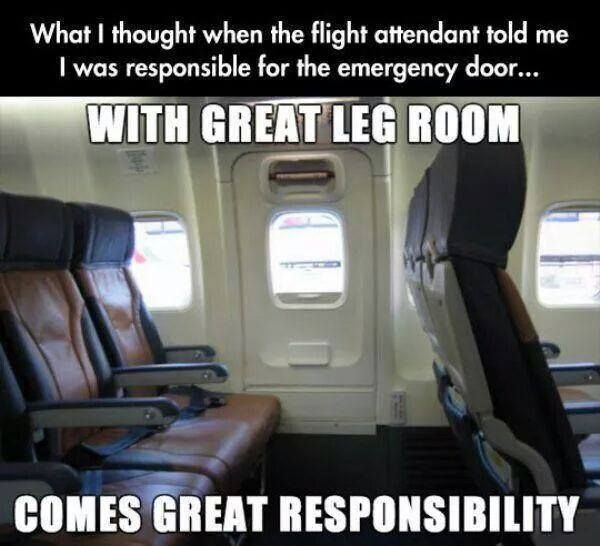 Funny Airplane Seat | Funny Pictures, Quotes, Memes, Jokes