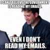 Reading My Emails