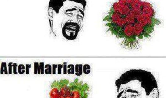 Before n After Marriage