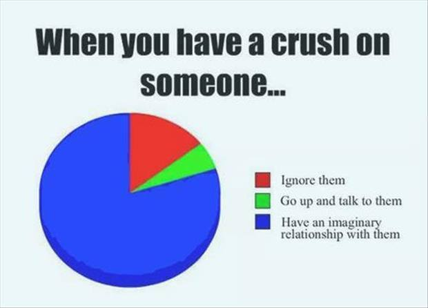Crush On Someone Funny Pictures Quotes Memes Jokes