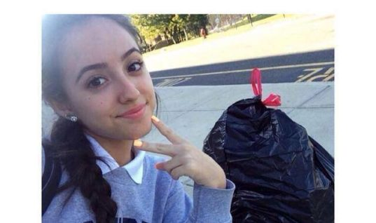 Selfies with Ex