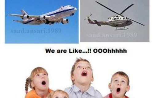 Sound of Airplane