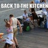 Back to the kitchen
