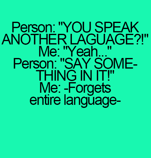 Dating a person who speaks a different language