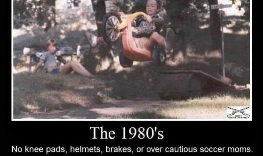 80's Kids Rolled this way