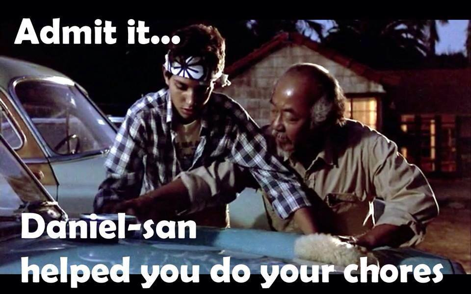 karate kid quotes images