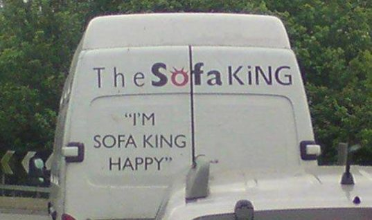 The Sofaking