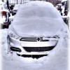 Car And Snow