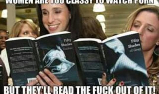 Women and 50 Shades