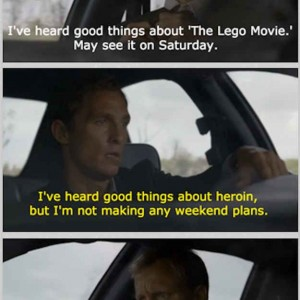 About Lego Movie