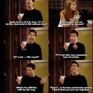 Ross And Love