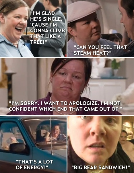 Funny quotes by Megan!