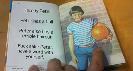 Here Is Peter