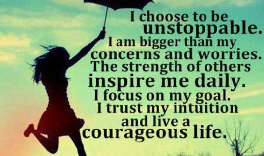 Courageaous Life